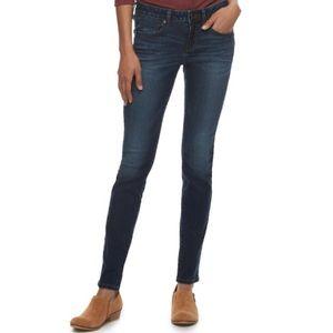Sonoma Skinny Jeans NWOT